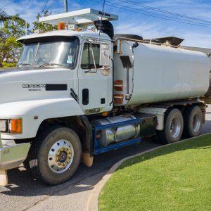 Mack Fleetliner Water Truck